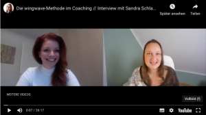 Interview zu wingwave und Trauma-Coaching