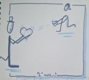"""Unser Coronatagebuch: """"L"""" wie """"(Selbst-) Liebe"""