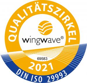 wingwave Qualitätszirkel 2021